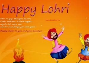 lohri wishes images 2015