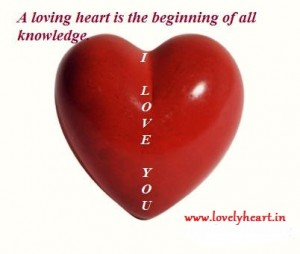 lovely heart iloveu image