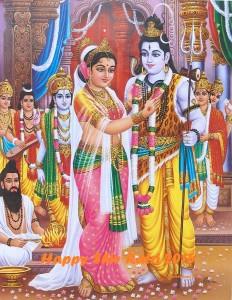 shiva-shankar-parvati-marriage