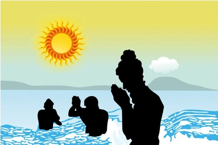 Happy Chhath Puja Wallpaper in hd Happy Chhath Puja Sun Images