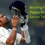 Happy Birthday Sachin Tendulkar HD Wallpaper Images Wishes 2015|Sachin Tendulkar 42nd Birthday Wishes