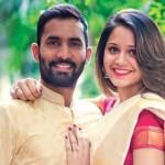 Dinesh Kartik Dipika Pallikal Marriage Photos Latest Images