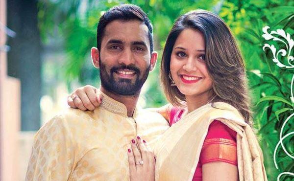 Dipika Pallikal Marriage with Dinesh Kartik | www ...
