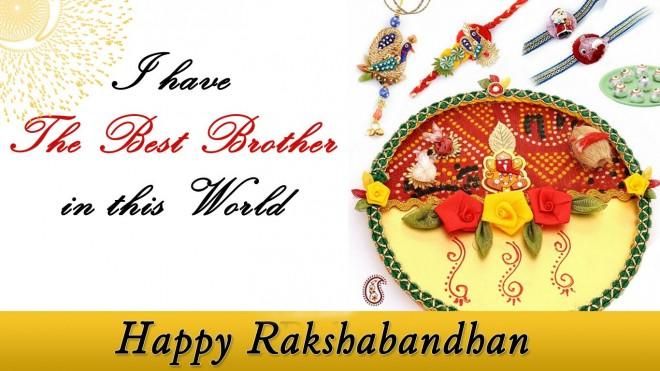 happy raksha bandhan wishes in english for sister