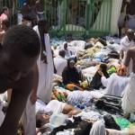Mina me Hadsa:- Hajj Pilgrims Died in Mecca Stampede In Mina 24/9/2015