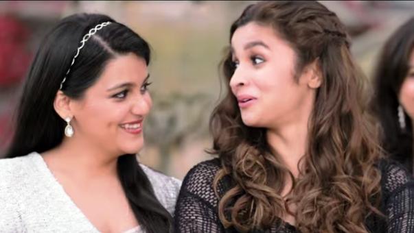 Sanah Kapoor Shaandar movie images