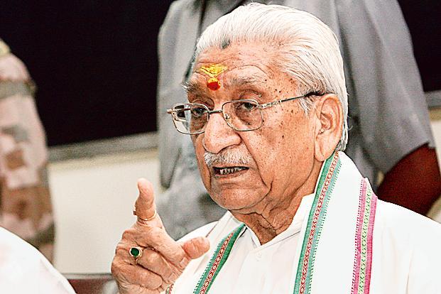 Ashok singhal Died