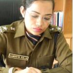IPS Sangeeta Kalia and Haryana Health Minister Anil Vij Verbal Spat Full Details Video