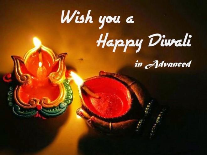 happy-diwali-advance-2015 latest Wallpaper