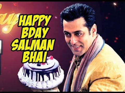 Happy Birthday Salman Khan 2015