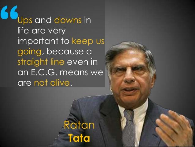 Ratan Tata Inspirational Thought/Vichar HD Images
