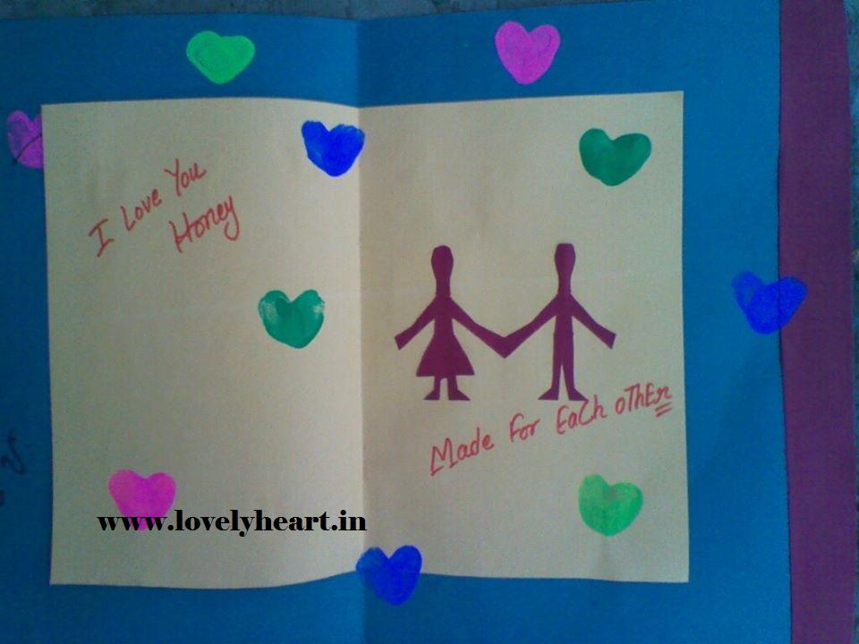 Easy Handmade Valentine's Day Card Designs