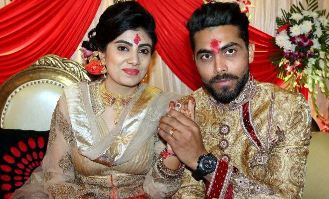 Sir Jadeja Engagement Pics