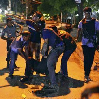 dhaka attack latest news