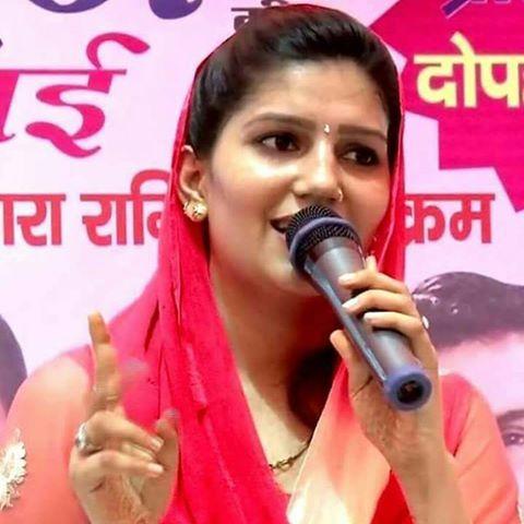 Sapna Chaodhary Haryani Singer Dancer Biography
